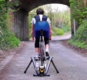 bicycle trainer intervals