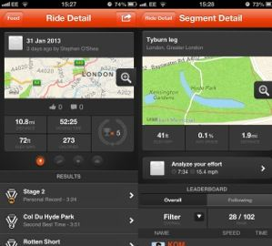 Read '5 of the very best cycling apps'