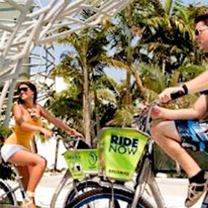Deco Miami Bike Share
