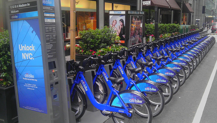 NYC City Bike Share