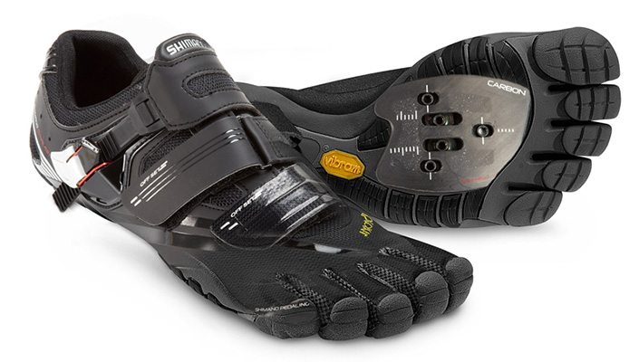 The future of cycling shoes?