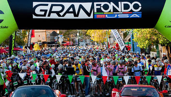 Read 'How to prepare for a 100 mile Gran Fondo or charity ride' on BikeRoar