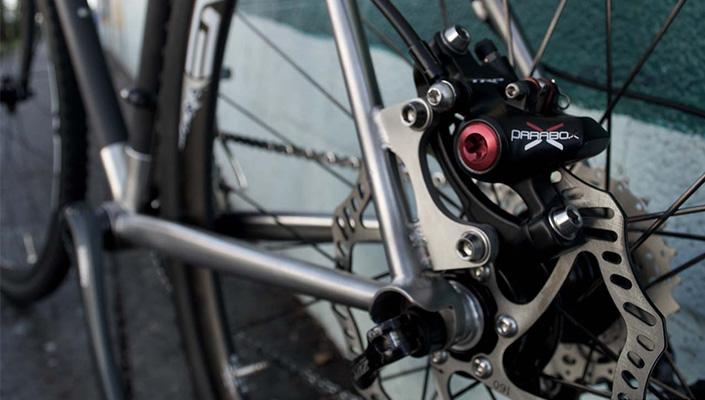 Hydrolic Road Bike Disc Brakes
