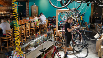 Read '10 reasons to visit your Local Bike Shop today!'