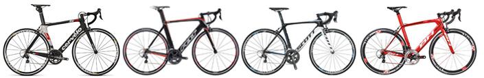 Aero road bike comparison
