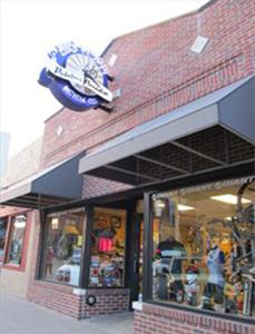Bi Poppi cycles Shop front