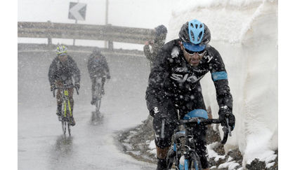 Read '5 steps to layering for winter cycling and surviving the cold days ahead