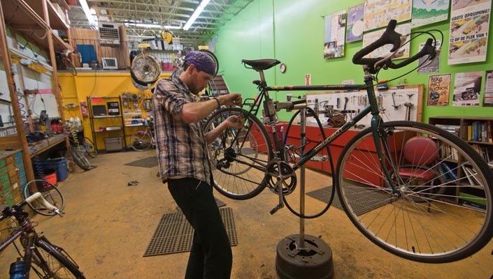 5 questions to ask when dropping your bike off for a service