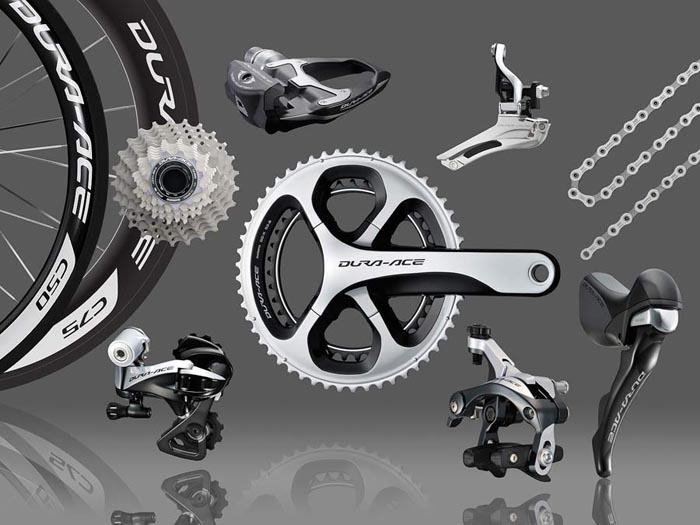 Shimano Dura-Ace 2015 Groupset