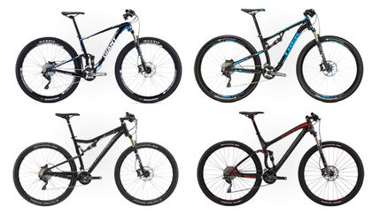 Read 'Affordable efficiency: 4 Top 29er duallies under $3000 for 2015'
