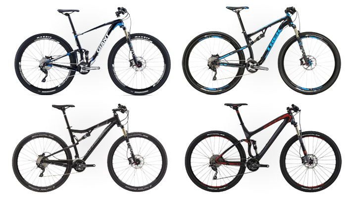 Affordable efficiency: 4 Top 29er duallies under $3000 for 2015
