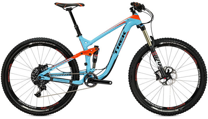 Trek Remedy 9 27.5 - 2015
