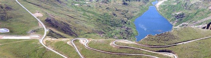Great cycling climbs of the world - USA - Beartooth Pass