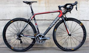 Maxim Belkov's Canyon Ultimate CF SLX