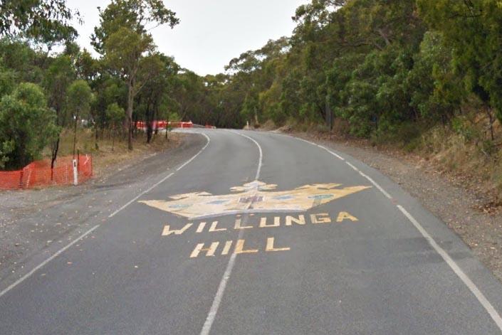 Old Willunga Hill - Willunga, South Australia