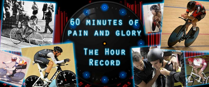 Read 'Sixty minutes of pain and glory: Why suddenly so many challengers for the Hour Record?'