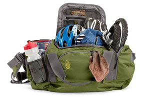 pack your bike bag with everything you need