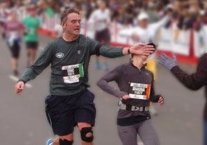 runner sociability - abuse means you're a jerk