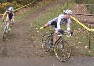 CX Cyclocross Dismounting