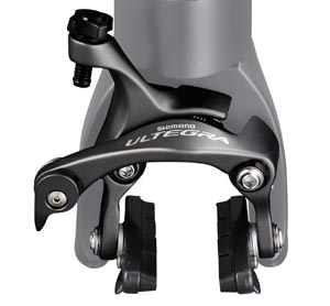 Direct mount brakes by Shimano