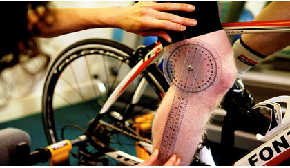 Read 'Bike Fit: Does size matter?'