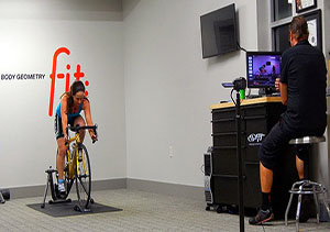 Body Geometry bike fit