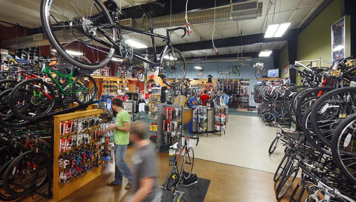 Bicycle Sport Shop - Austin, Texas
