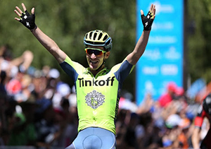 McCarthy wins stage 2