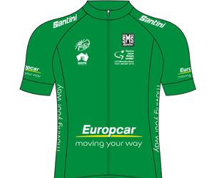 Europcar Young Rider Award Jersey