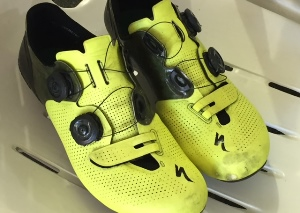McCarthy's S-Works Road Shoes