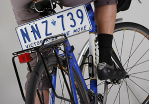 What the future could hold for NSW bike licence plate