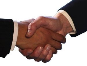 negotiate and get commitments