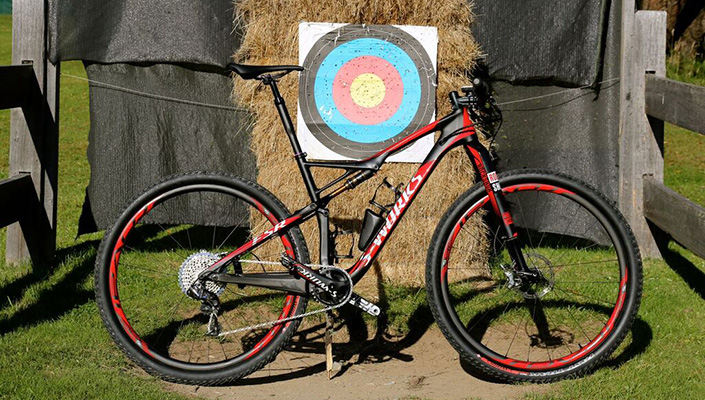 Andrew Blair's Specialized S-Works Epic WC 29er