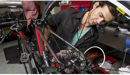 Spring Clean: things to remember when caring for your bike