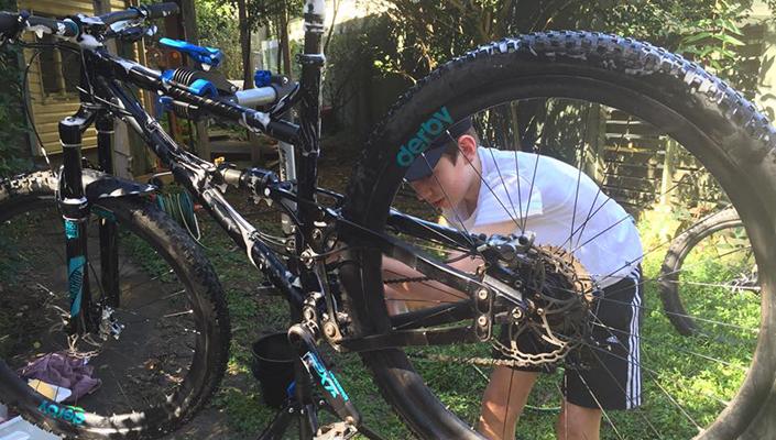 Max Bike Wash