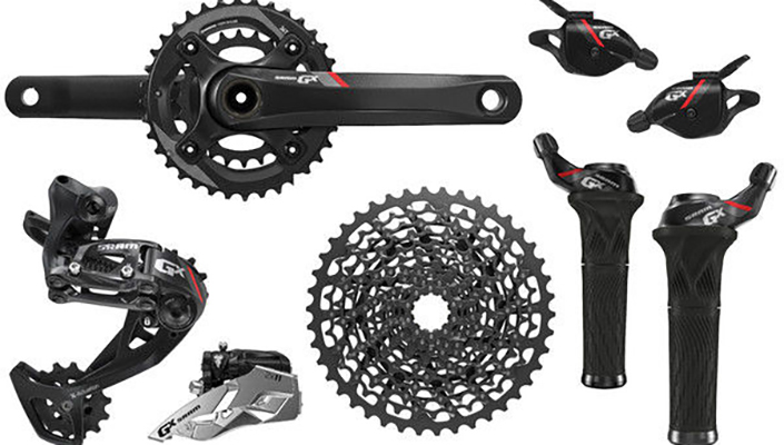 SRAM GX mountain bike group