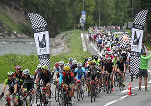 Haute Route stage start