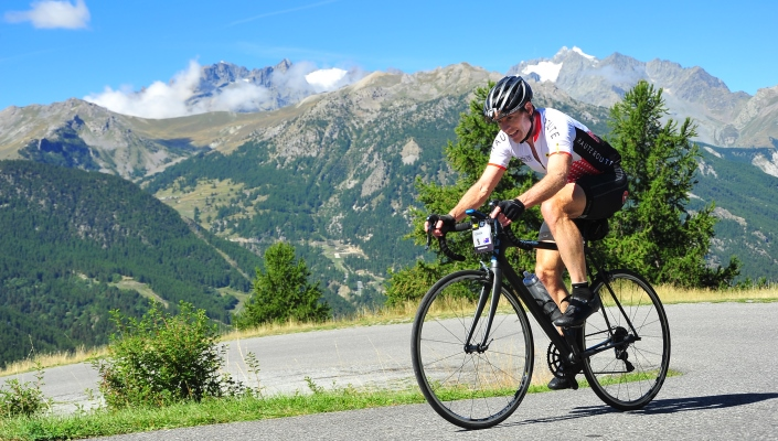 Haute Route takes Adrian Rollins on the Alps