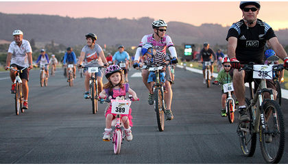 Helping your family enjoy cycling