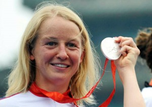 Emma Pooley - Olympic Silver Medalist from the UK