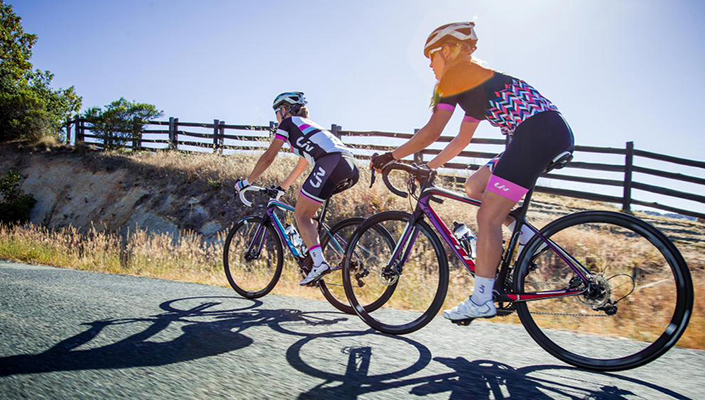 Giant Liv bicycle company for women