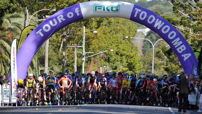 Tour of Toowoomba Australian Road Nationals