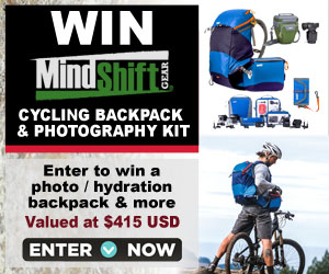 MindShift Gear Subscribe and Win Contest by BikeRoar