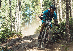 Gully BC Bike Race