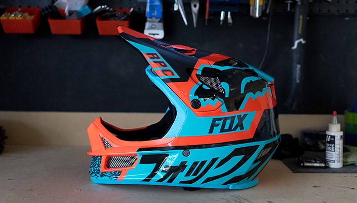 Fox Rampage Pro Carbon MIPS