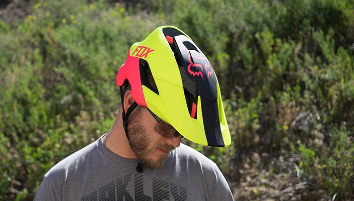 Fox Metah helmet is a good helmet for the price, if it fits