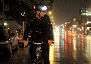 Bike helmet lights are a good addition to any rider's kit