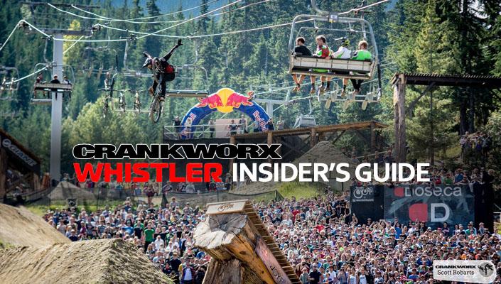 Crankworx Whistler Guide