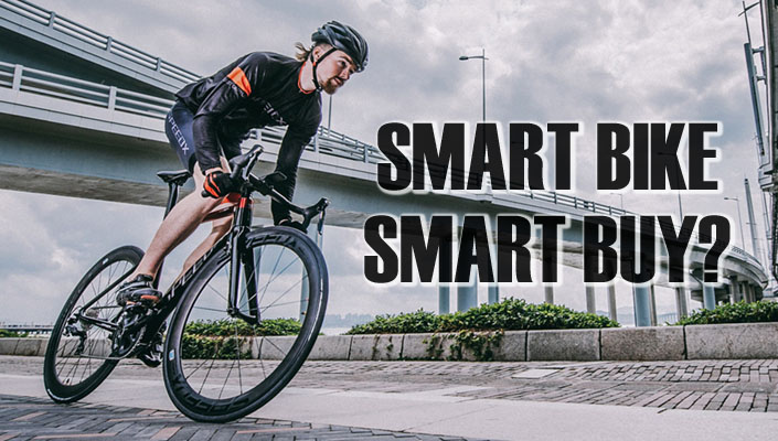 SpeedX Leopard Smart Bike