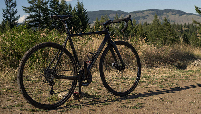 KHS Grit 440 Road Bike with Shimano's reliable 105 groupset